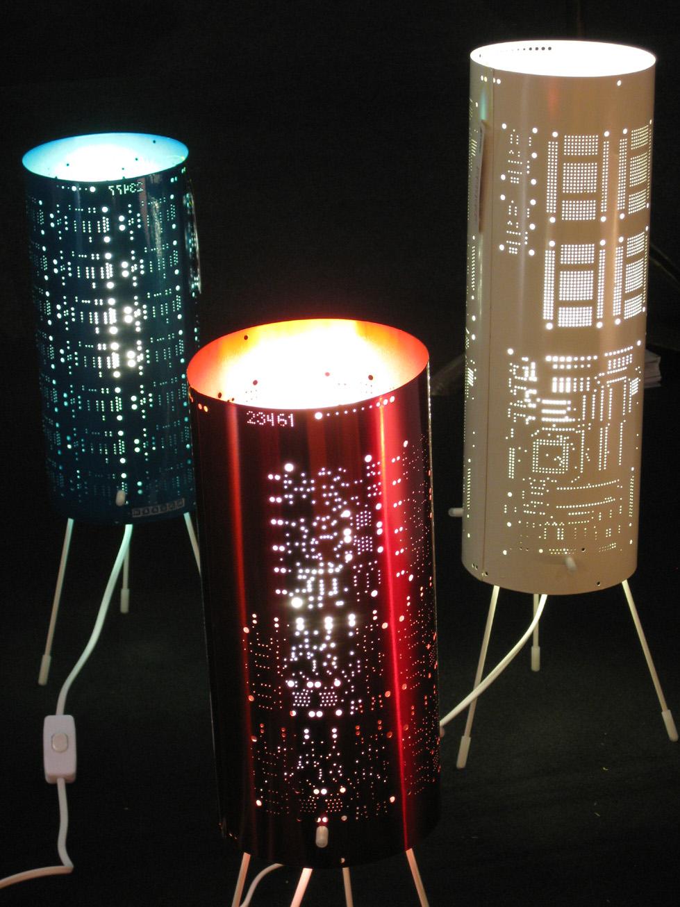 AL SERIES TABLE LAMP Dimensions Small 2