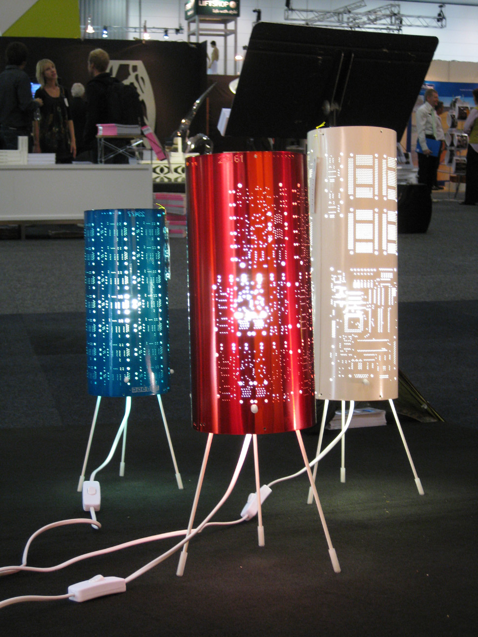 AL SERIES TABLE LAMP