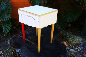 Haasch Exit Side Table