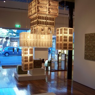 Choice 2006 Exhibition Craft Queensland Gallery, Fortitude Valley Brisbane