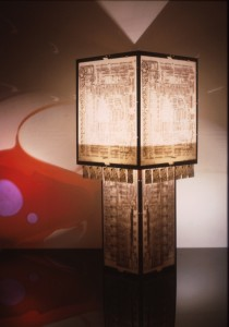 Haasch PCB Floor Lamp 820 mm x 330mm x 330mm - Copy
