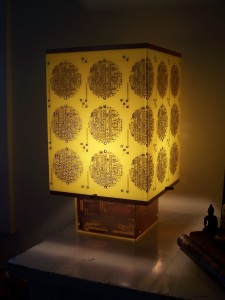 Haasch PCB Standard Table Lamp in Yellow (3)